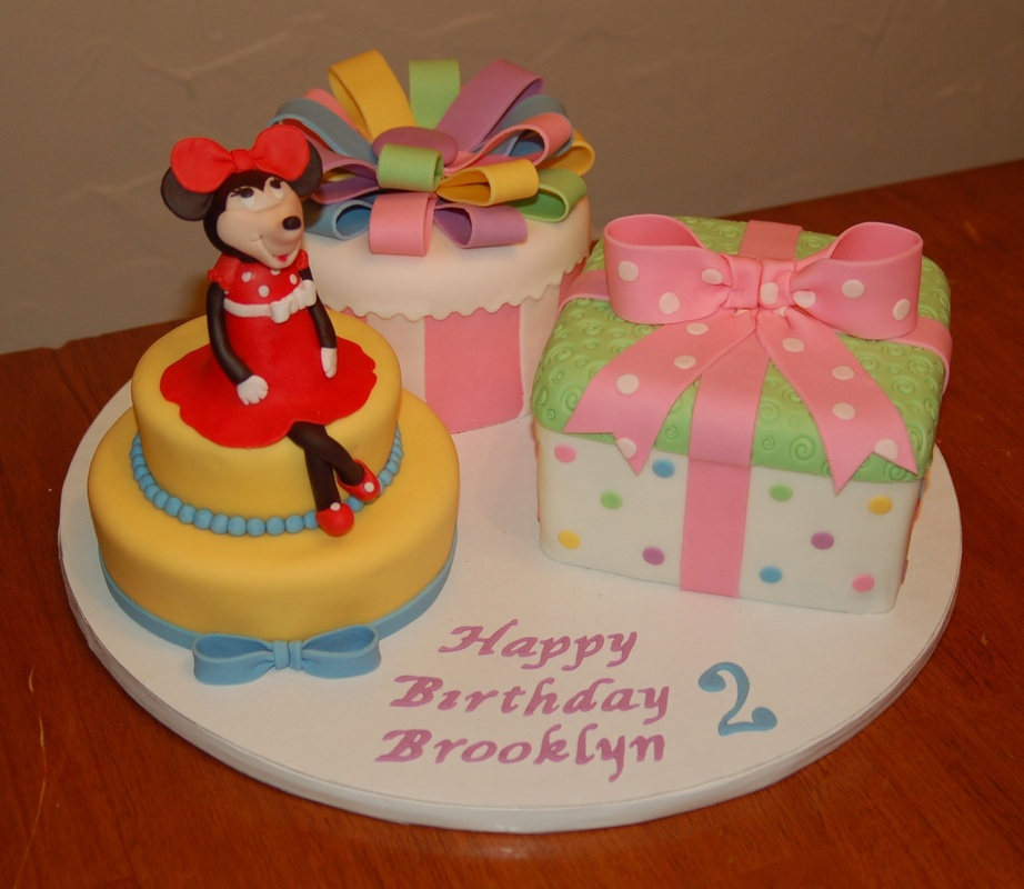 Specialty Birthday Cakes Boston